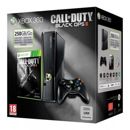 Игровая приставка Xbox 360 250GB + Call of Duty: Black Ops 2