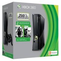 Игровая приставка Xbox 360 250GB + Darksiders 2 + Batman..