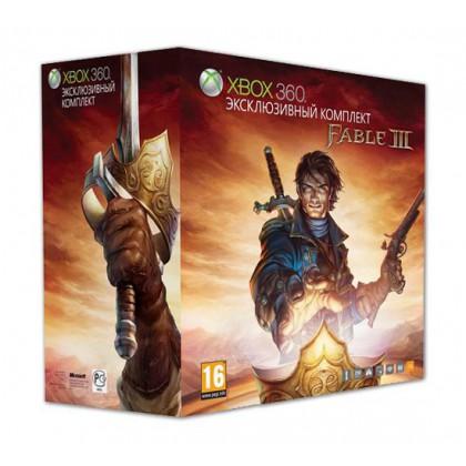 Игровая приставка Xbox 360 250GB + Fable 3