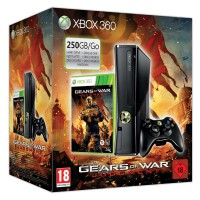 Игровая приставка Xbox 360 250GB + Gears of War Judgment