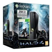 Игровая приставка Xbox 360 250GB + Halo 4