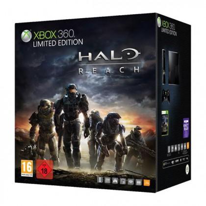 Игровая приставка Xbox 360 250GB + Halo: Reach