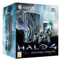 Игровая приставка Xbox 360 320GB + Halo 4 Limited Edition