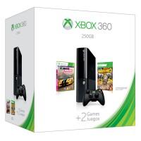 Игровая приставка Xbox 360E 250GB + Forza Horizon + Bord..