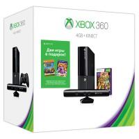 Игровая приставка Xbox 360E 4GB + Kinect + Fable Heroes