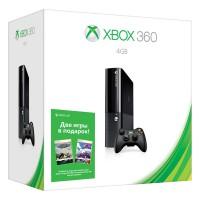 Игровая приставка Xbox 360E 4GB + The MAW + AQUA