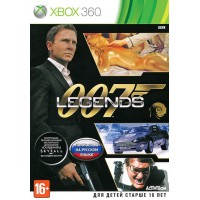 007 Legends (Xbox 360) Русская версия