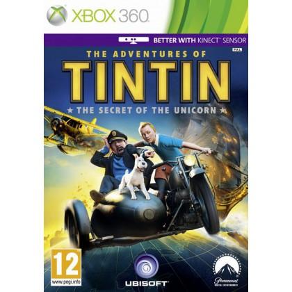 Приключения Тинтина: Тайна Единорога (Xbox 360) Русская версия