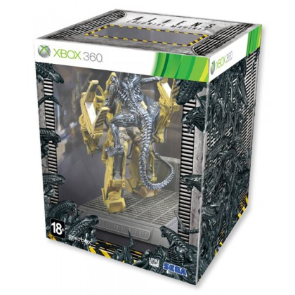 Aliens Colonial Marines Collectors Edition (Xbox 360) Русская версия