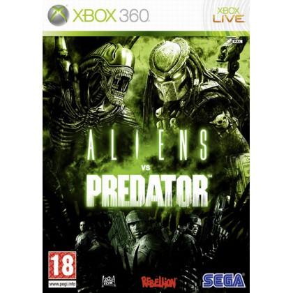 Aliens vs. Predator (Xbox 360) Русская версия