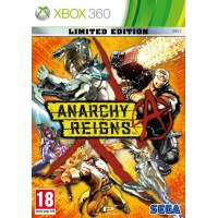 Anarchy Reigns Limited Edition (Xbox 360)