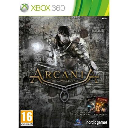 Arcania: Complete Tale (Xbox 360) Русская версия