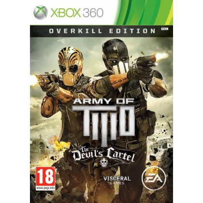 Army of Two: The Devil's Cartel Overkill Edition (Xbox 360)
