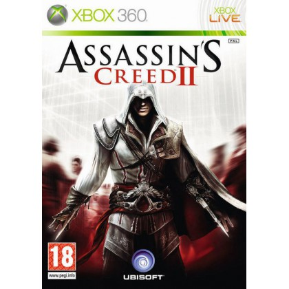 Assassin's Creed 2 (Xbox 360) Русская версия