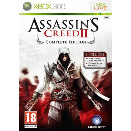 Assassin's Creed 2 Complete Edition (Xbox 360) Русская версия