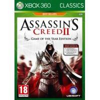 Assassins Creed 2 Game of Year (Xbox 360) Русская версия