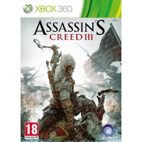 Assassins Creed 3 (Xbox 360) Русская версия