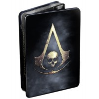 Assassins Creed 4: Черный флаг Skull Edition (Xbox 360) Русская