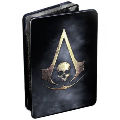 Assassins Creed 4: Черный флаг Skull Edition (Xbox 360) Русская версия