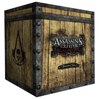 Assassins Creed 4: Черный флаг Buccaneer Edition (Xbox 360) Русская версия