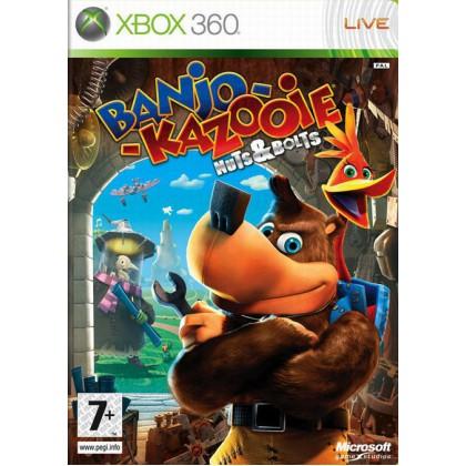 Banjo Kazooie: Шарики & Ролики (Xbox 360) Русская версия