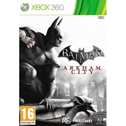 Batman: Аркхем Сити (Xbox 360) Русские субтитры