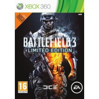 Battlefield 3 Limited Edition (Xbox 360) Русская версия