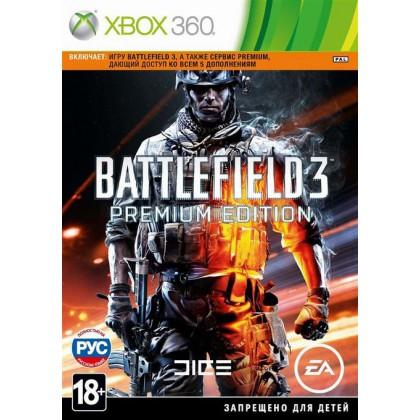 Battlefield 3 Premium Edition (Xbox 360) Русская версия