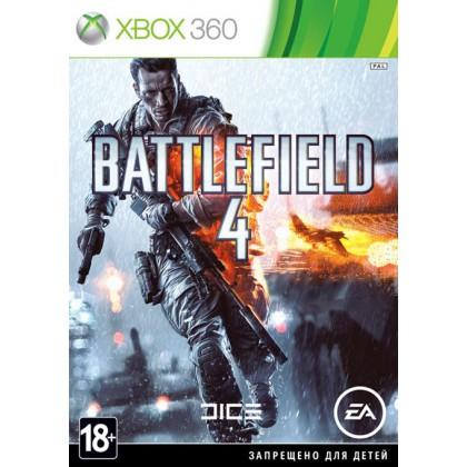 Battlefield 4 (Xbox 360) Русская версия