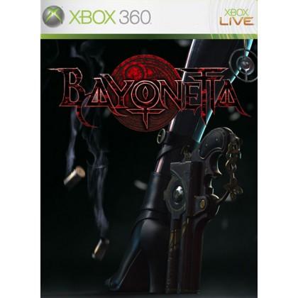Bayonetta Коллекционное издание (Xbox 360)