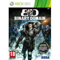 Binary Domain Limited Edition (Xbox 360)
