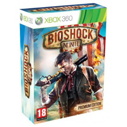 BioShock Infinite Premium Edition (Xbox 360)