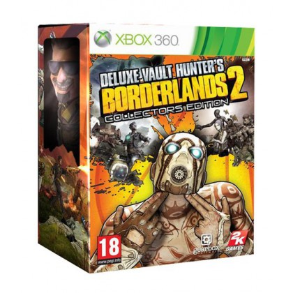 Borderlands 2 Collector's Edition (Xbox 360)