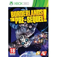 Borderlands: Pre-Sequel! (Xbox 360)