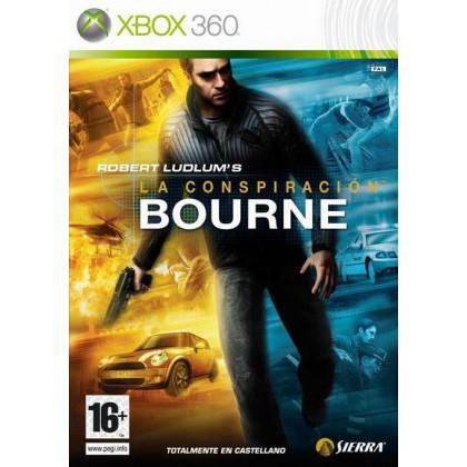 Конспирация Борна (Xbox 360) Русская версия