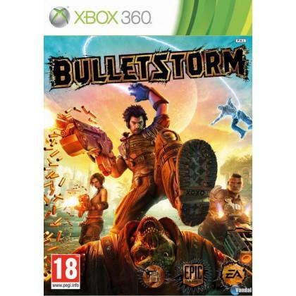 Bulletstorm (Xbox 360) Русские субтитры
