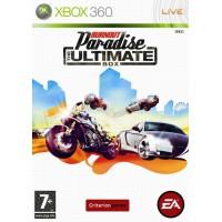 Burnout Paradise: Полное издание (Xbox 360)