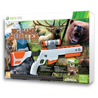 Cabelas Big Game Hunter 2012 (Xbox 360) Игра + ружье