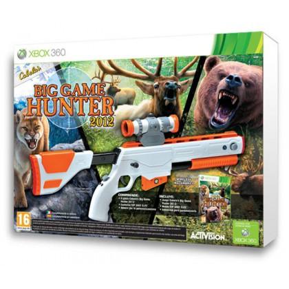 Cabela's Big Game Hunter 2012 (Xbox 360) Игра + ружье