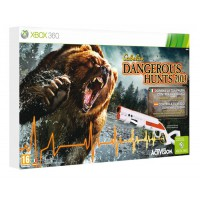 Cabelas Dangerous Hunts 2013 (Xbox 360) Игра + ружье