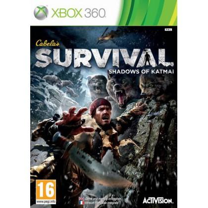 Cabela's Survival: Shadows of Katmai (Xbox 360)