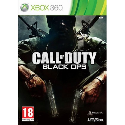 Call of Duty: Black Ops (Xbox 360) Русская версия