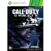 Call of Duty: Ghosts (Xbox 360) Русская версия
