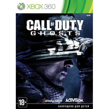 Call of Duty: Ghosts (Xbox 360) Русская версия