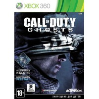 Call of Duty: Ghosts Free Fall (Xbox 360) Русская версия
