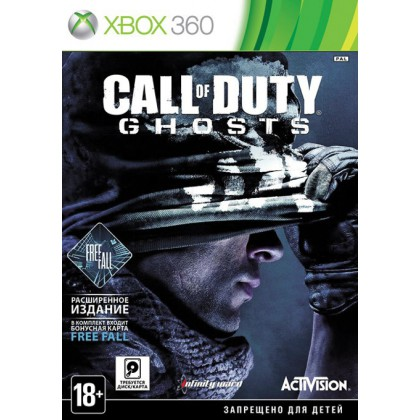 Call of Duty: Ghosts Free Fall Edition (Xbox 360) Русская версия