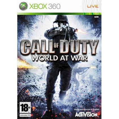 Call of Duty: World at War (Xbox 360) Русская версия