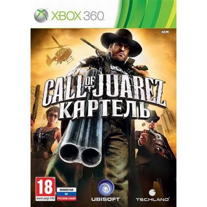 Call of Juarez: Картель (Xbox 360) Русская версия