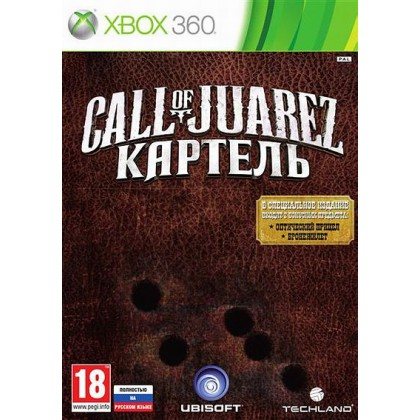 Call of Juarez: Картель Limited Edition (Xbox 360) Русская версия
