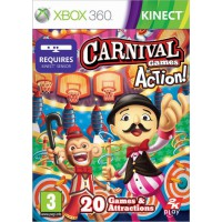 Carnival Games: In Action (Xbox 360)